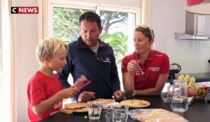 Route du Rhum : un couple s'affronte