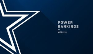 Are Cowboys too low at No. 19? | NFL Power Rankings