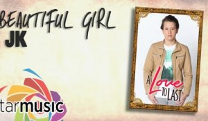 JK Labajo - Beautiful Girl ( Official Lyric Video )