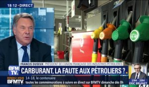 Carburants: Quelle sortie de crise ? (1/2)