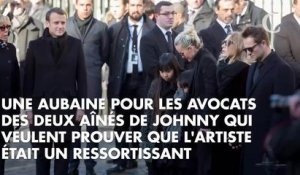 Héritage de Johnny Hallyday : Laeticia a-t-elle monumentalement gaffé dans son interview au Point ?