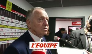 Aulas « Un grand coaching de Bruno » Genesio - Foot - L1 - OL