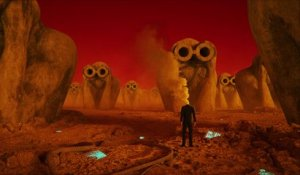 Jean-Michel Jarre - ROBOTS DON'T CRY