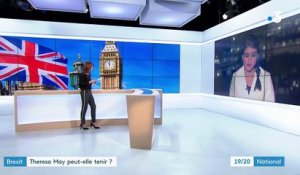 Brexit : Theresa May peut-elle tenir ?