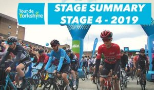 Stage 4 Halifax / Leeds - Summary - Tour de Yorkshire 2019