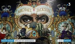 Michael Jackson : l'icône inspire l'art contemporain au Grand Palais de Paris
