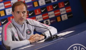 Replay : Conférence de presse avant Strasbourg-Paris Saint-Germain