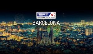 Main Event EPT BARCELONE, Jour 3 (cartes visibles)