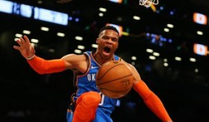 NBA - Westbrook dépasse Kidd, Paul George régale