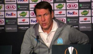 OM-Apollon : Rudi Garcia et l'intervention du président...