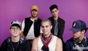 CNCO Talks Favorite Telenovelas & Childhood Memories | Growing Up Latino