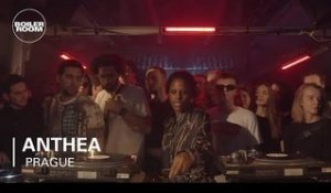 Anthea | Boiler Room Prague