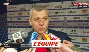 Genesio «Un groupe capable de faire de grandes choses» - Foot - L1 - OL