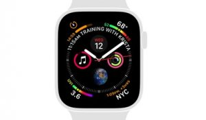 Apple Watch Series 4 - How to view your Activity rings - Apple (1080p)