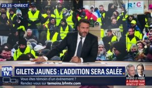 Gilets jaunes: L'addition sera salée