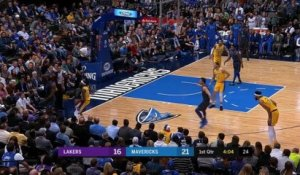 JaVale McGee Dunks On The Fast Break