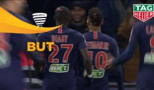 But NEYMAR JR (63ème) / Paris Saint-Germain - EA Guingamp - (1-2) - (PARIS-EAG) / 2018-19