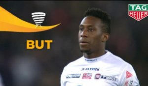 But Yeni NGBAKOTO (83ème pen) / Paris Saint-Germain - EA Guingamp - (1-2) - (PARIS-EAG) / 2018-19