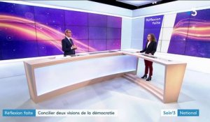 "Grand débat national : ""On ne croit plus à la délibération"""