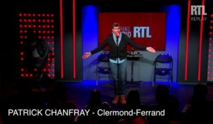 Patrick Chanfray - Clermont-Ferrand - Le Grand Studio RTL Humour