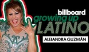 Alejandra Guzmán Talks Tattoos, Childhood Memories, Home Remedies & More | Growing Up Latino