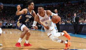 NBA [Focus] L'énorme triple-double de Westbrook