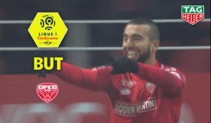 But Naim SLITI (69ème) / Dijon FCO - AS Monaco - (2-0) - (DFCO-ASM) / 2018-19