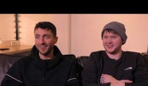 Bring Me The Horizon interview - Jordan Fish & Lee Malia (part 1)