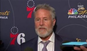 Brett Brown | Postgame @ Warriors (1.31.19)