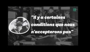 Un enregistrement secret de l'armistice de 1940 sur France 5