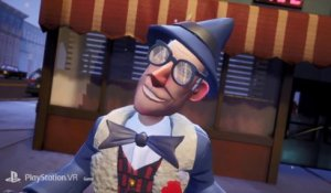 Groundhog Day : Like Father Like Son - Teaser trailer du jeu PS VR