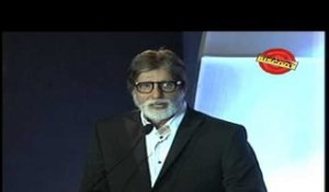 Big B @ success party of 'Shiva Trilogy'
