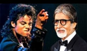 When two legends met: MJ & Amitabh
