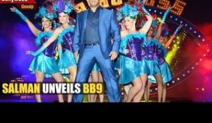 Salman officially unveils Bigg Boss 9