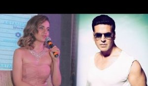 SHOCKING! Kangana reacts to Akshay's comments on Time & Luck!
