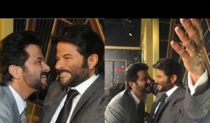 Anil Kapoor unveils his wax statue at Madame Tussauds