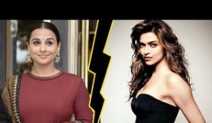 WATCH! Deepika REPLACES Vidya Balan In Rajinikanth's Next!