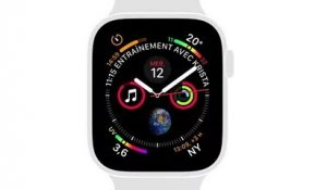 Apple Watch Series 4 - Comment écouter Apple Music - Apple (1080p)