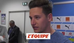 Thauvin «Si on s'enflamme...» - Foot - L1 - OM