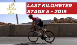 Stage 5- Last Kilometer - Tour of Oman 2019