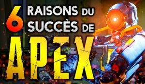 APEX LEGENDS : LES 6 RAISONS DE SON SUCCÈS