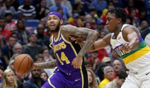 NBA - Les Lakers rechutent lourdement