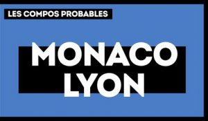 AS Monaco - OL : les compositions probables