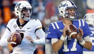 Best franchise fits for top QB prospects