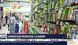 Les insiders (2/2): Carrefour redresse la barre - 28/02