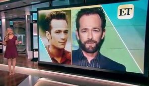 Luke Perry Flashback to His Early Days on 'Beverly Hills, 90210'