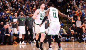 GAME RECAP: Celtics 128, Warriors 95