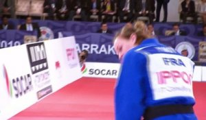 Pinot s'impose - Judo - GP Marrakech