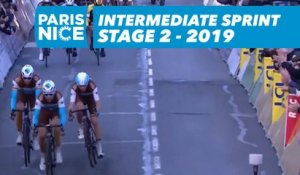 Intermediate Sprint - Étape 2 / Stage 2 - Paris-Nice 2019