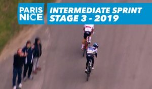 Intermediate Sprint - Étape 3 / Stage 3 - Paris-Nice 2019